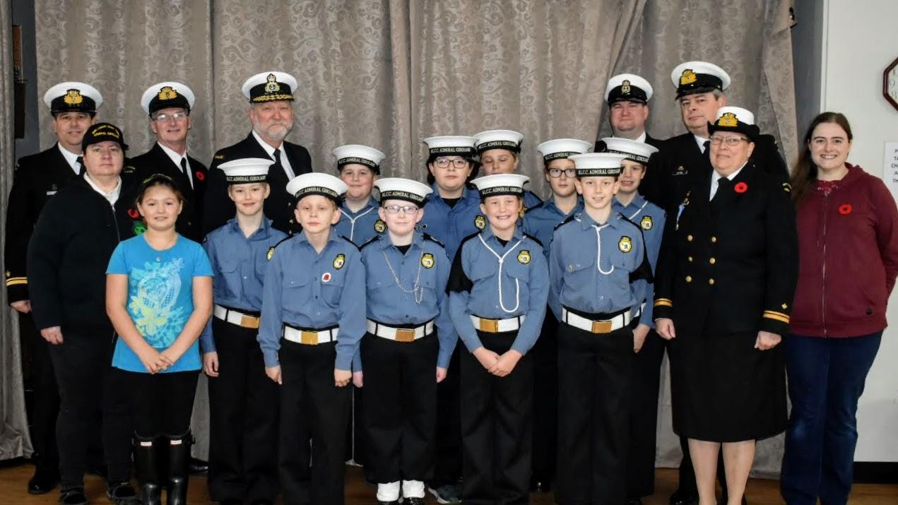 NLCC Admiral Girouard Home Page